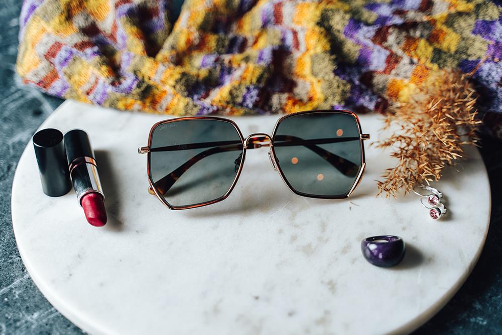 γυαλιά του 70 ως κύριο σημείο αναφοράς για το 2021