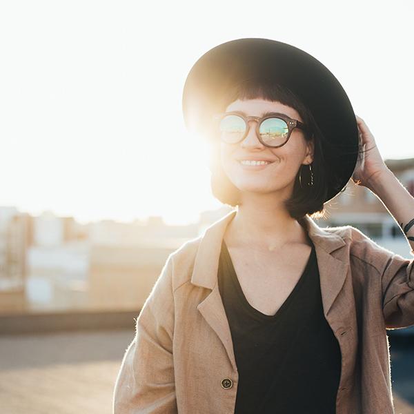 Φίλτρο UV 400 στα γυαλιά