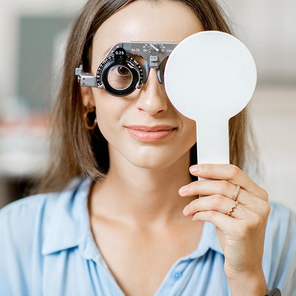 Πρώτο βήμα: Η οφθαλμολογική εξέταση