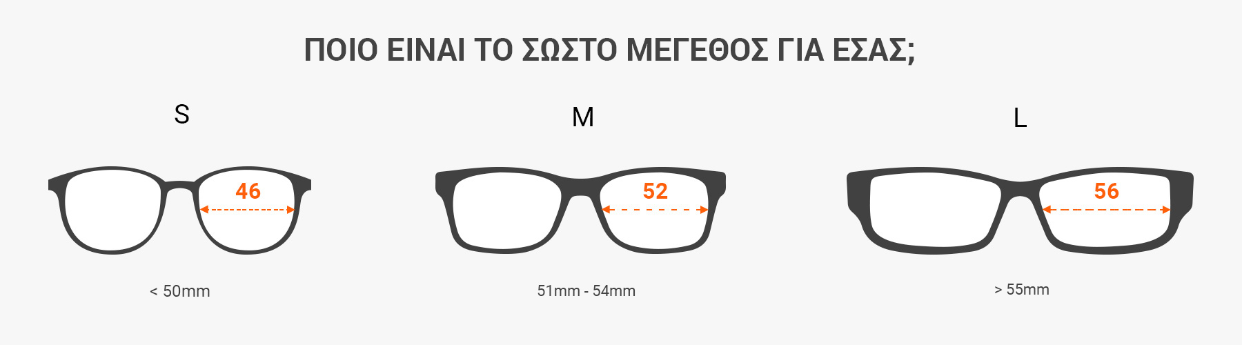 how to read sunglasses measurements - Measure sunglasses size with a ruler